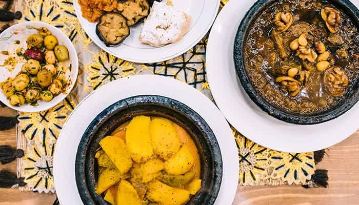 10 mancaruri marocane care nu sunt tajine